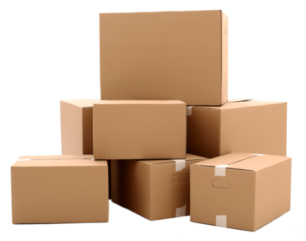 bunch of boxes